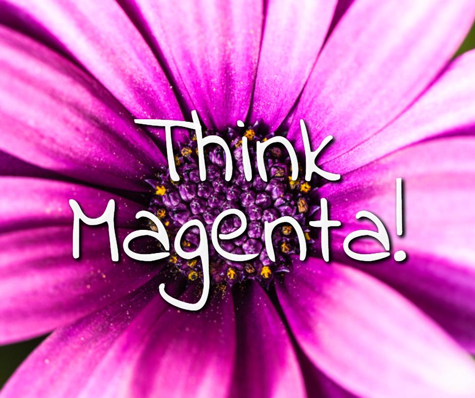Blog :: Wissenswertes :: Think Magenta!