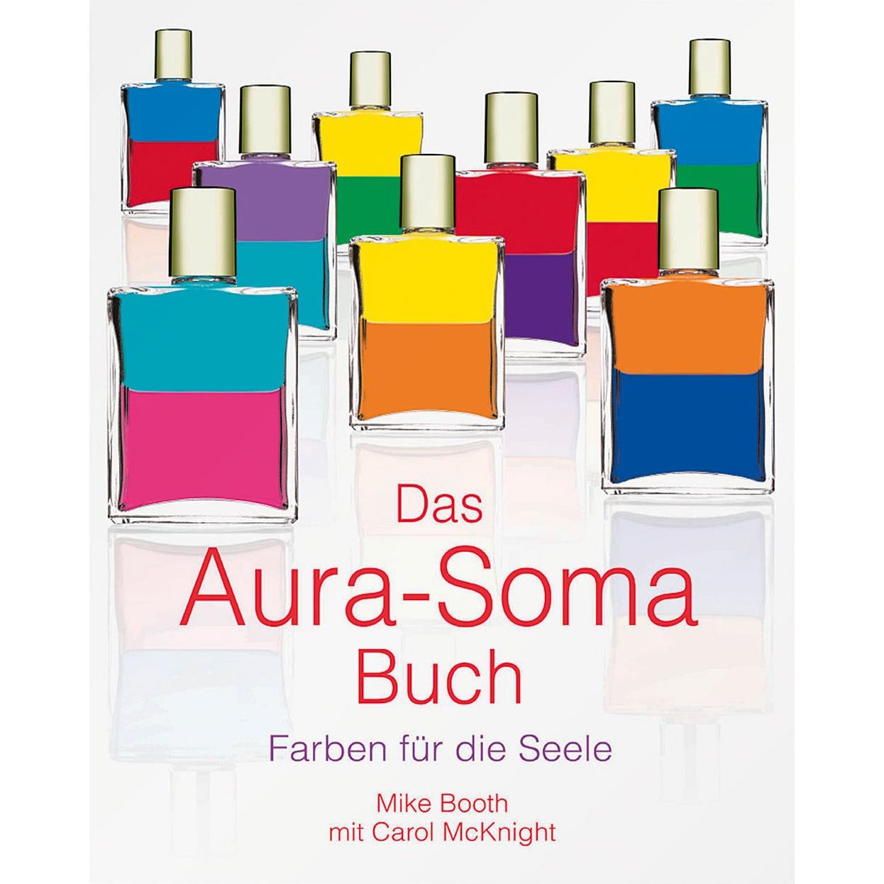 Aura-Soma Das Aura-Soma Buch - Farben für die Seele | AuraSomashop.de