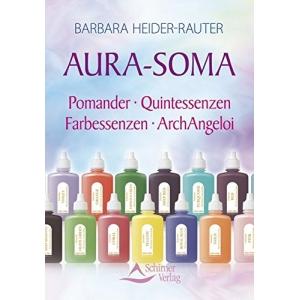 Aura-Soma - Pomander, Quintessenzen, Farbessenzen, ArchAngeloi